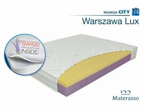 Materac Warszawa Lux